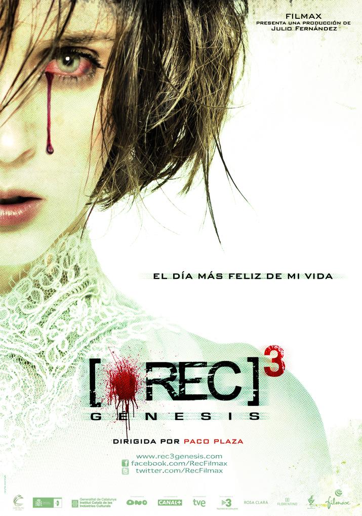 REC3 Poster