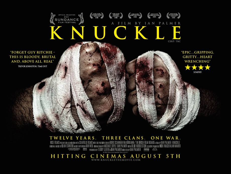 Knuckle poster