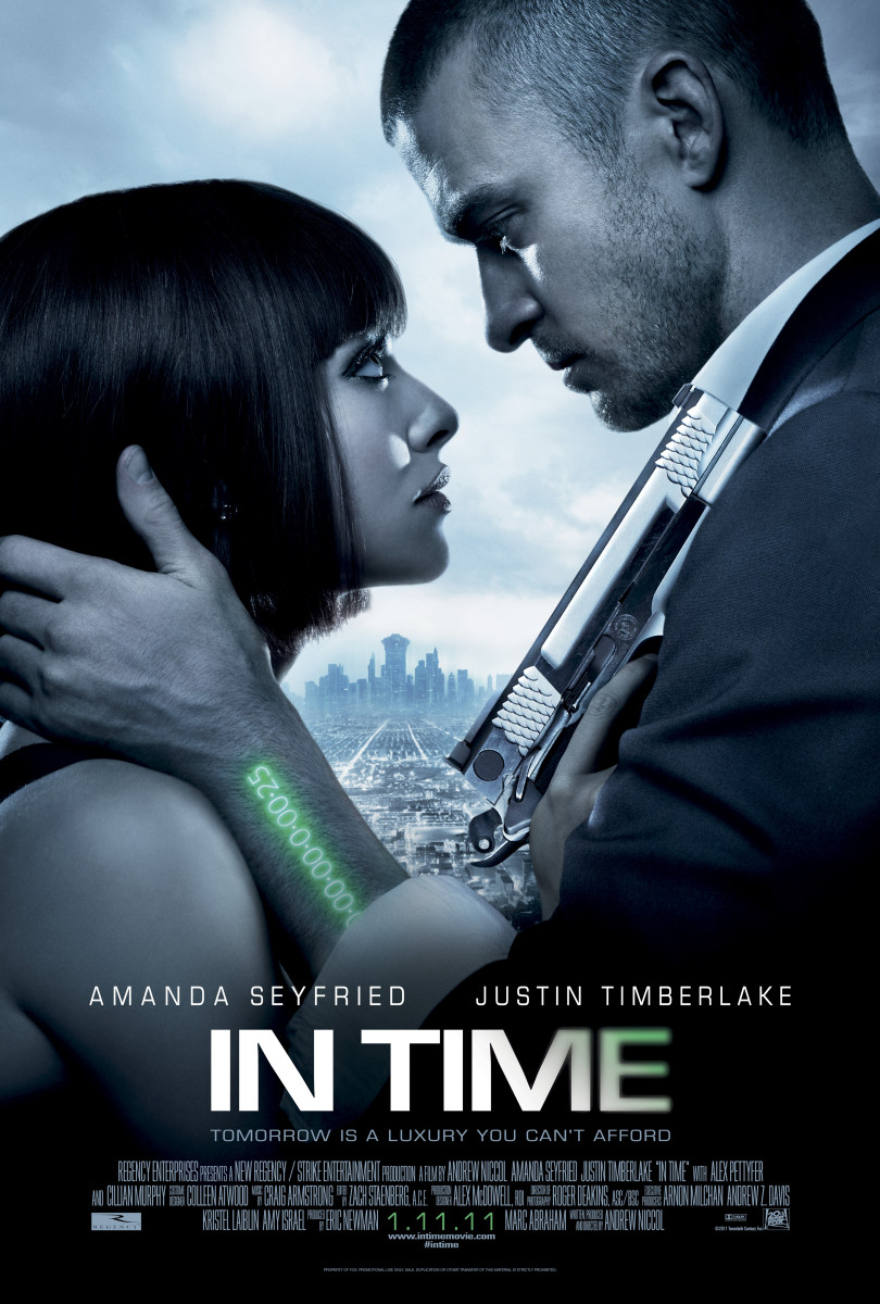 In Time poster artwork