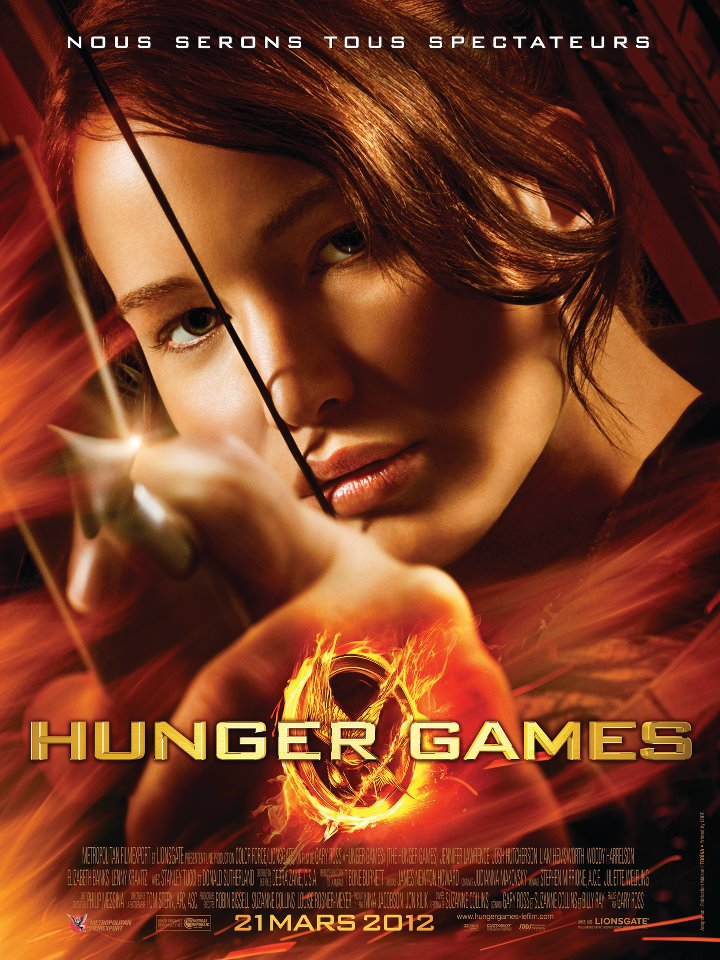The Hunger Games - Movie Posters