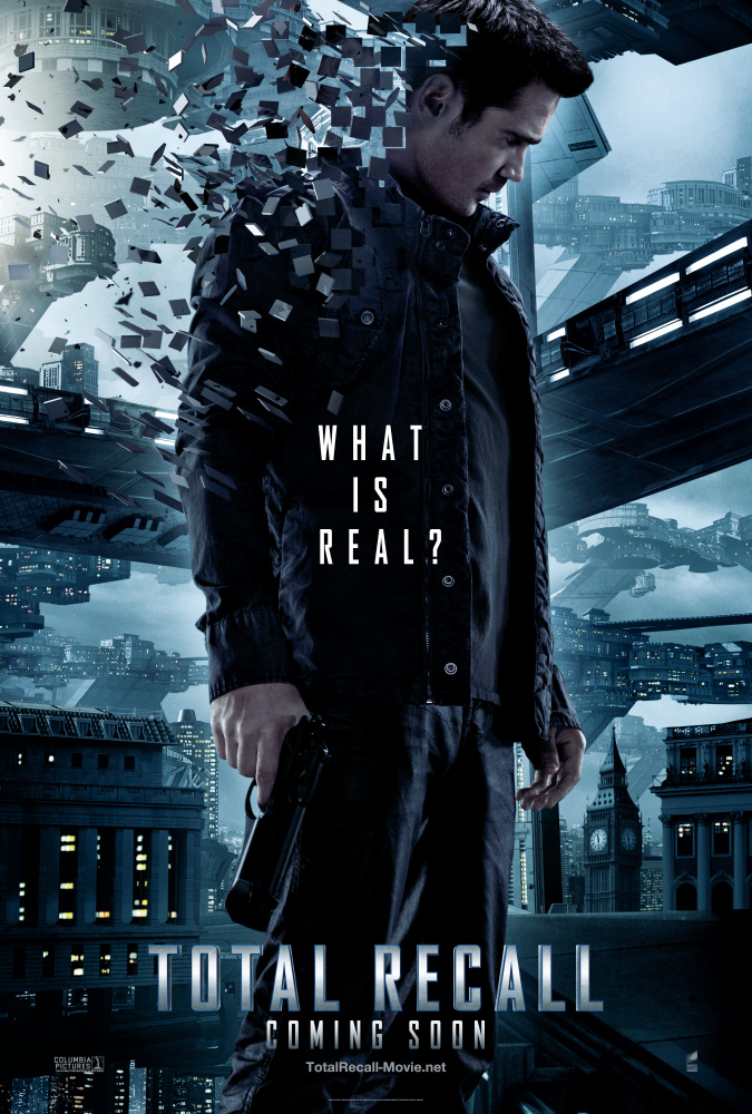 Total Recall starring Colin Farrell