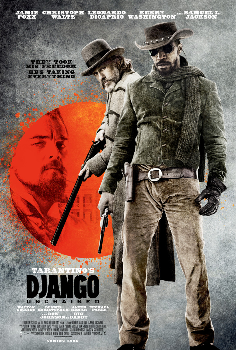 Django Unchained alternate poster