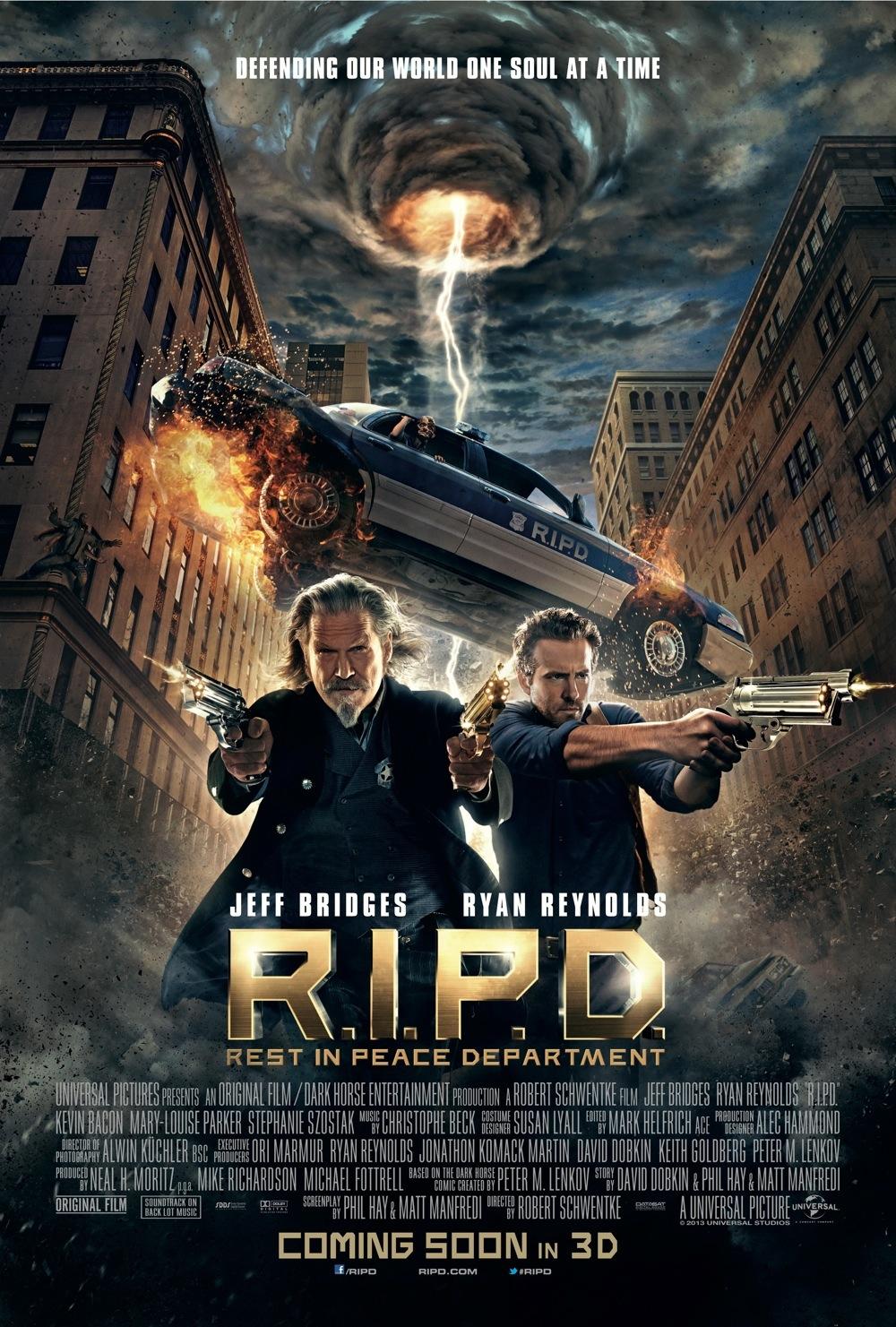 R.I.p.d. 2013 Movie