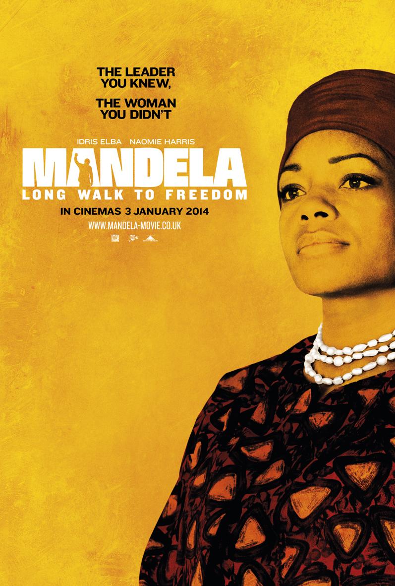 MANDELA UK Teaser Poster 2