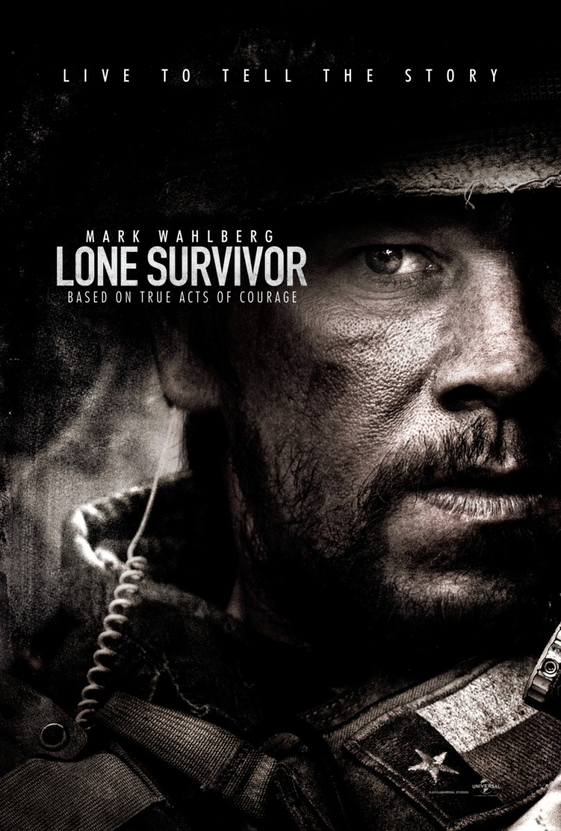 Lone Survivor international teaser poster artwork Lone Survivor Movie Filming