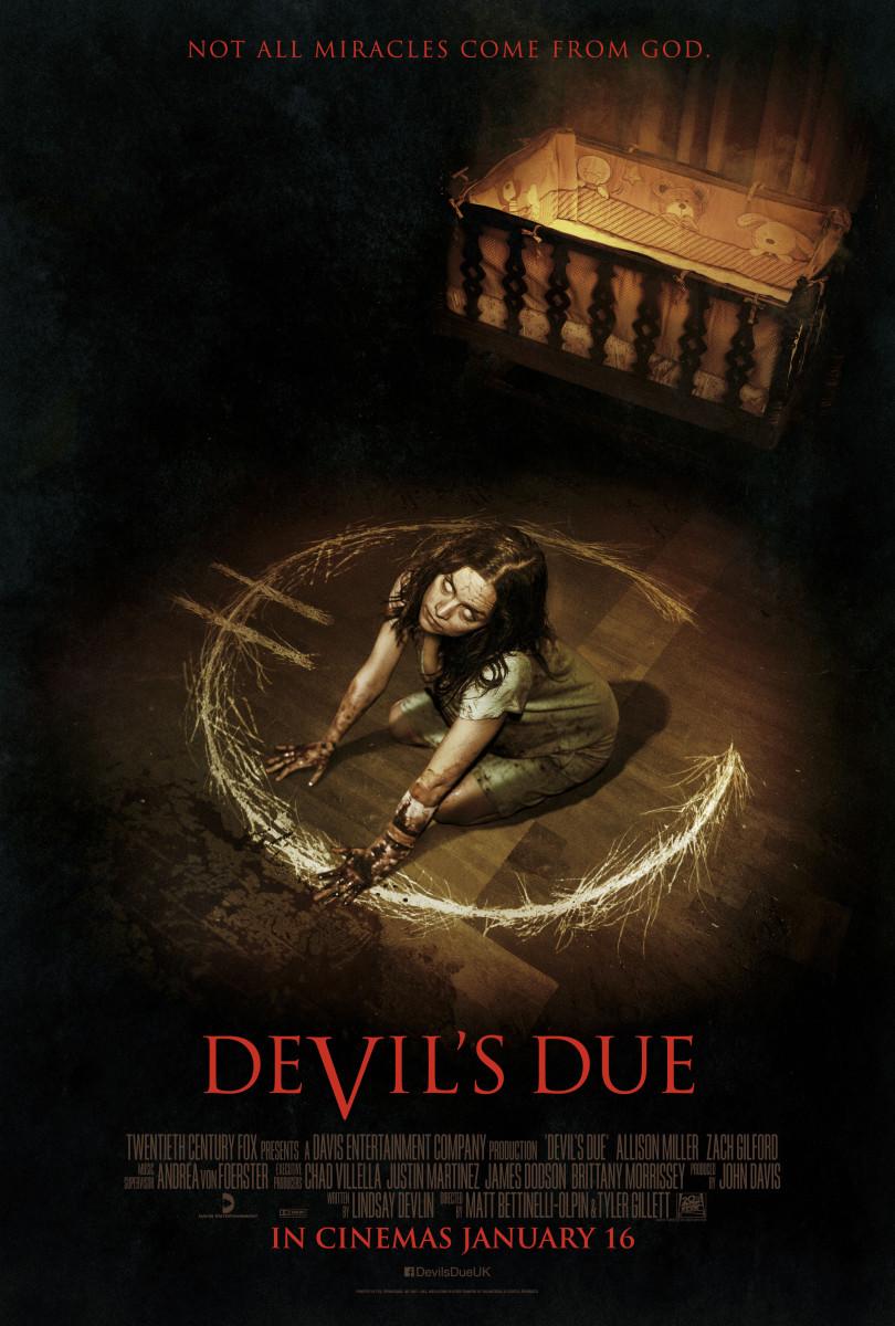 Devils Due 1 Sheet