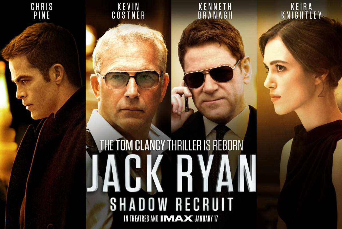 Αποτέλεσμα εικόνας για Jack Ryan: Shadow Recruit