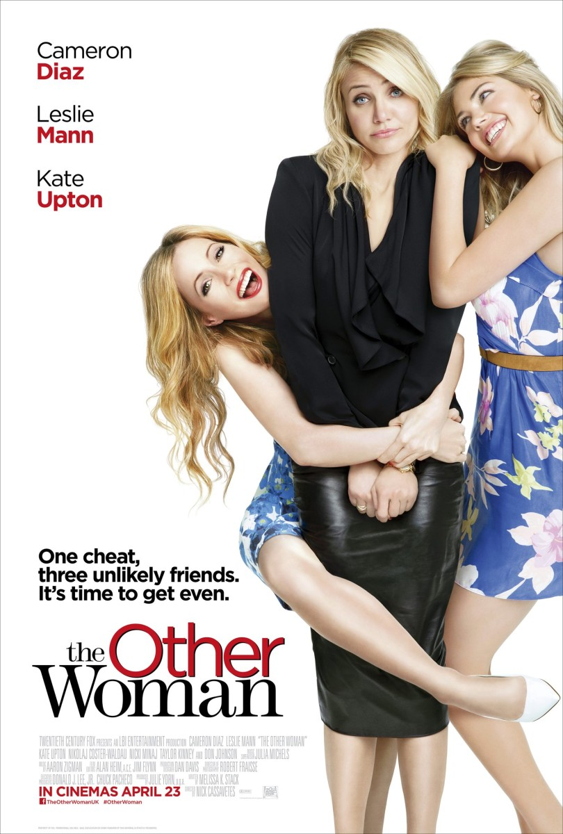 The Other Woman - Movie Posters Bruce Willis Tower