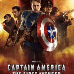 Captain America - The First Avenger - International Poster