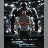 Real Steel Poster Art