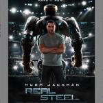 Real Steel Poster Art