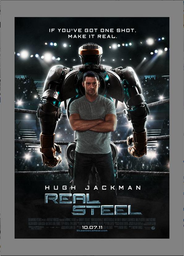 Real steel 2 release date in Australia