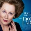 Iron Lady starring Meryl Streep - quad poster