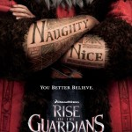 Rise of the Guardians poster artwork