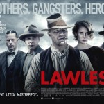 Lawless UK quad poster