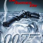 James Bond Die Another Day smoking gun poster