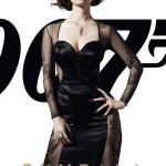 Bérénice Marlohe as Séverine character poster for Skyfall