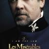 Russell Crowe character poster for Les Miserables