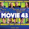 Movie 43 quad poster