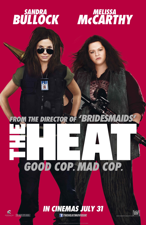 The Heat - Movie Poste...