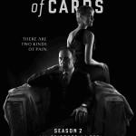 Netflix House of Cards season 2 artwork