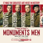 The Monuments Men Quad