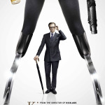 Kingsman The Secret Service 1 Sheet