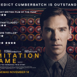 UK poster artwork for THE IMITATION GAME, in cinemas November 14th.
