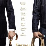 Teaser poster artwork for the upcoming release of Kingsman: The Golden Circle starring Colin Firth