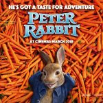 Peter Rabbit - quad poster artwork
