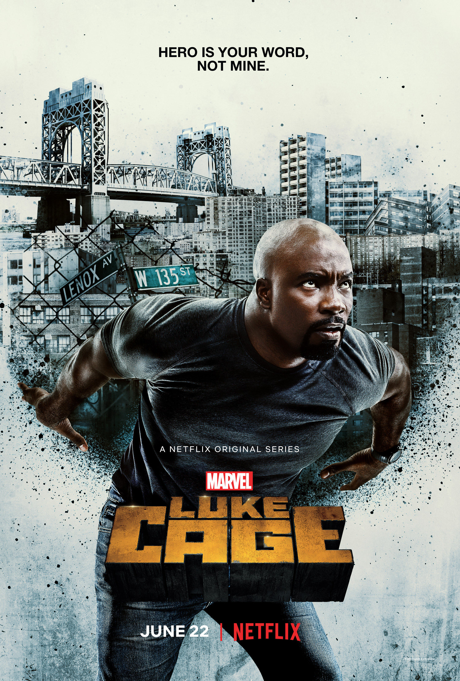 Netflix marvel luke cage season 2