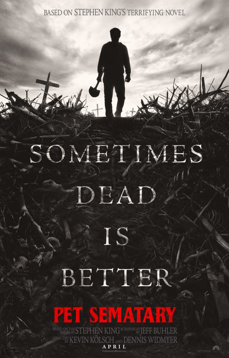 Pet Sematary 2019 teaser poster